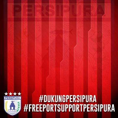 #DukungPersipura