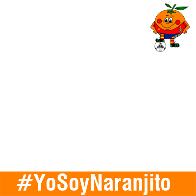 #YoSoyNaranjito