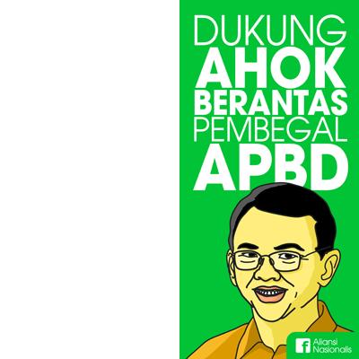 Dukung AHOK Berantas Begal