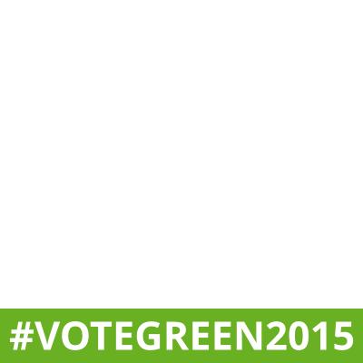 Vote Green 2015