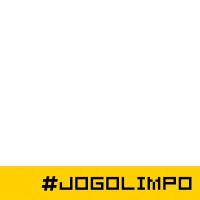 #JogoLimpo