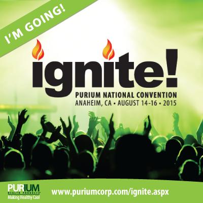 IGNITE! PURIUM CONVENTION
