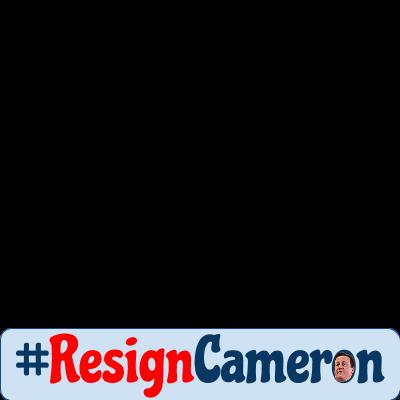 #ResignCameron