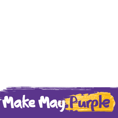 Make May Purple for stroke