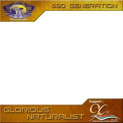 90th Gontor Glorious Support