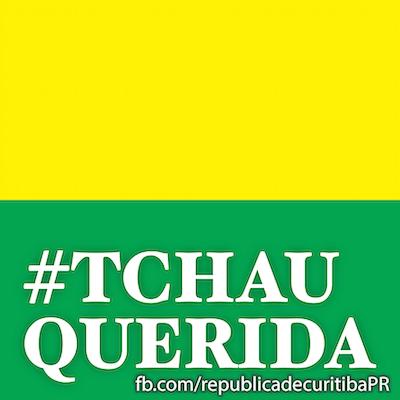 #tchauquerida