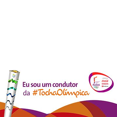 Condutor Tocha Rio 2016