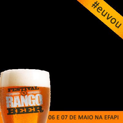 Festival Rango Beer