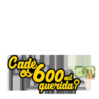 Pague os 600Mil VOCA!