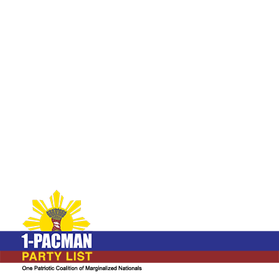 1PACMAN Party-list