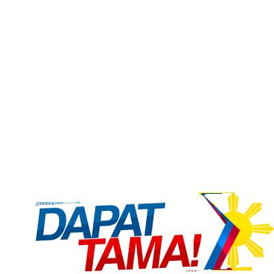 #DapatTama sa #Eleksyon2016