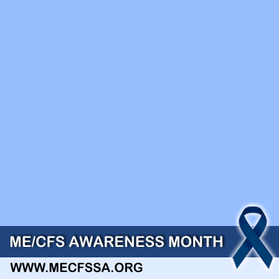 ME/CFS Awareness Month