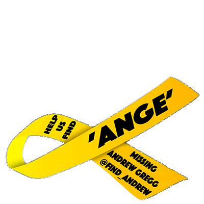 Help find 'ANGE' Andrew Gregg