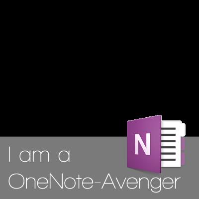 OneNote-Avenger