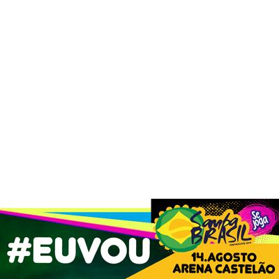Samba Brasil Fortaleza 2016