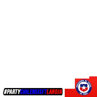 #PartyChilensisFtLaRoja