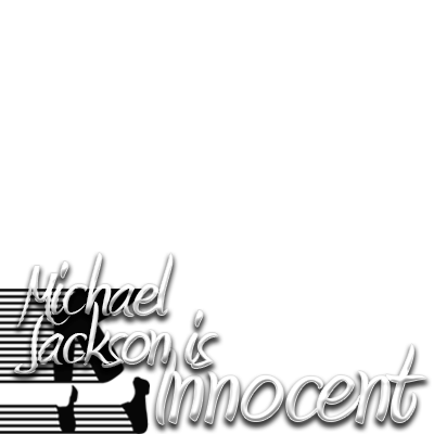 Michael Jackson is innocent!