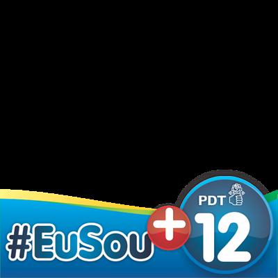 #EuSouMaisPDT12