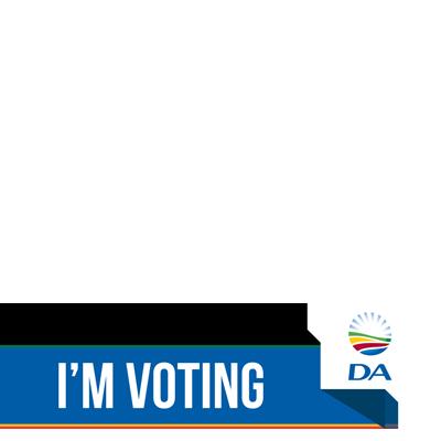 I'm voting DA