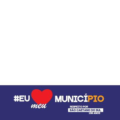 #EuAmoMeuMunicípio