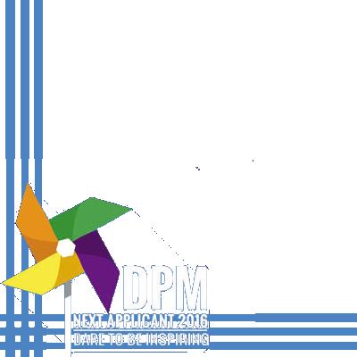 DPM Next Applicant 2016
