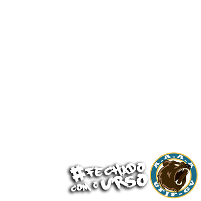#UrsoEsmaga