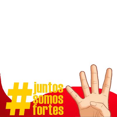 JUNTOS SOMOS FORTES
