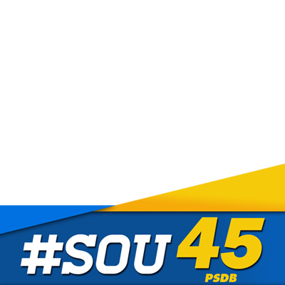 #Eu Sou PSDB 45
