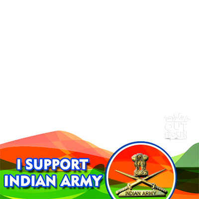 I SUPPORT INDIAN ARMY