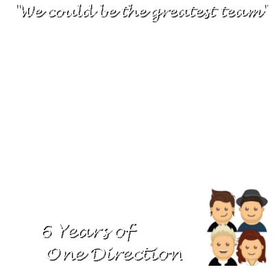 6 Years of One Direction