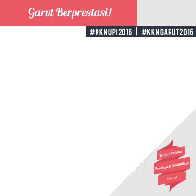 KKN UPI GARUT 2016
