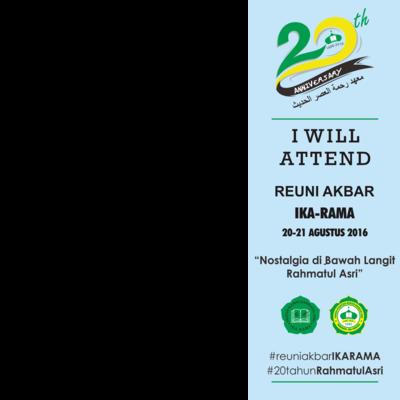 REUNI AKBAR IKA-RAMA 2016