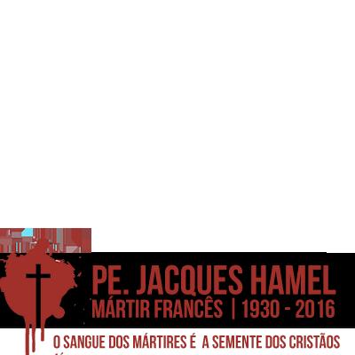 Em honra Pe. Jacques Hamel