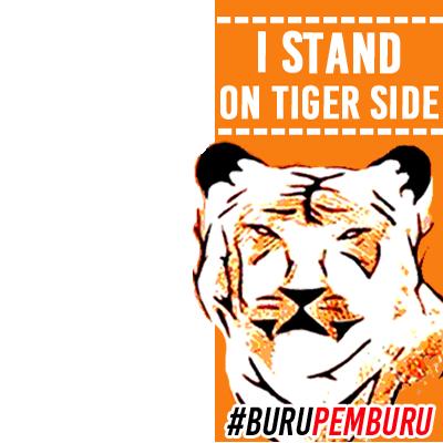 Tiger Day 2016 #BuruPemburu