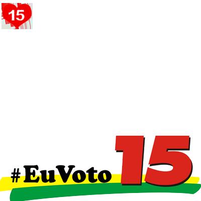 Eu voto 15