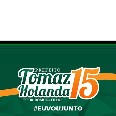 #TomazHolanda15
