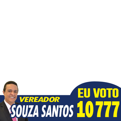 Vereador SOUZA SANTOS 10777