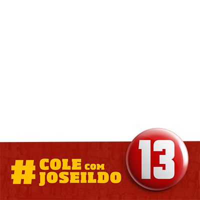 #ColeComJoseildo