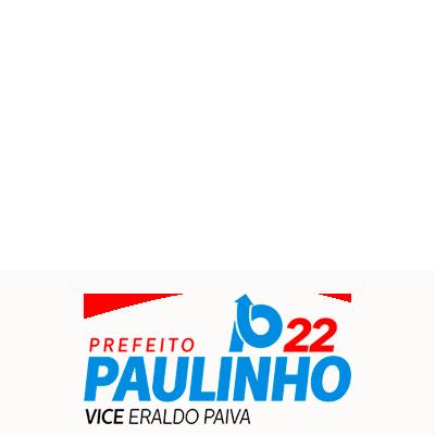 Tô com Paulinho 22!
