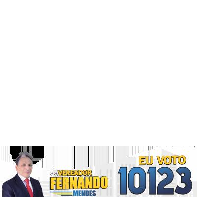Vereador Fernando Mendes