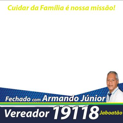 Fechado com Armando Júnior