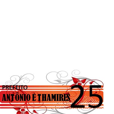 ANTÔNIO E THAMIRES