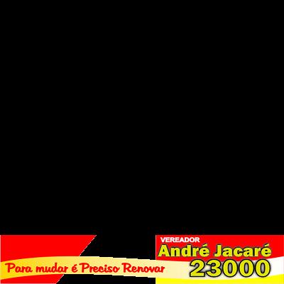 Somos + André Jacaré 23.000