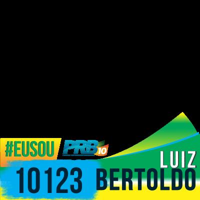 #EuSouLuizBertoldo10123