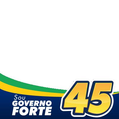 Somos Governo Forte 45!