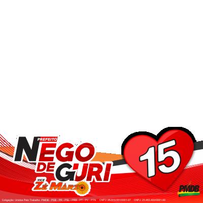 #NegoDeGuri15
