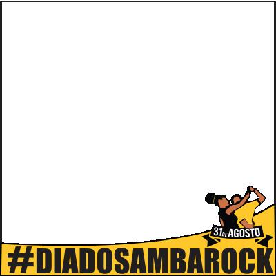 Dia do Samba Rock.