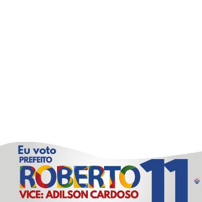 Eu voto Roberto 11!