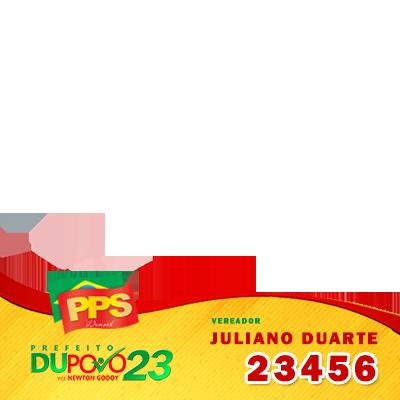 Vereador Juliano Duarte