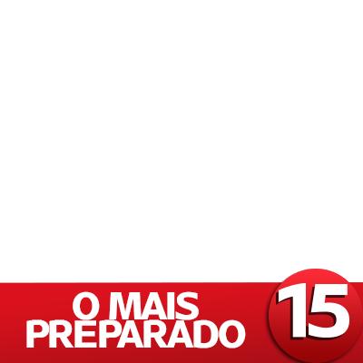 O mais preparado 15